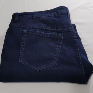Gloria Vanderbilt jeans Amanda style sz 16w